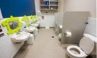 Pre-School Washroom